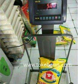 Beras topikoki kuning 5kg