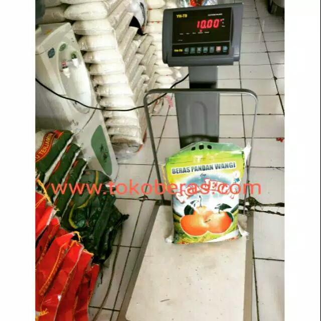Beras jeruk hijau