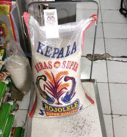 beras rojolele